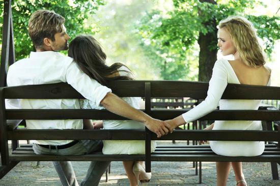 parejas infieles