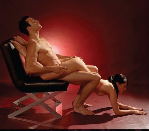 Lo que tu posición favorita para el sexo dice de ti
